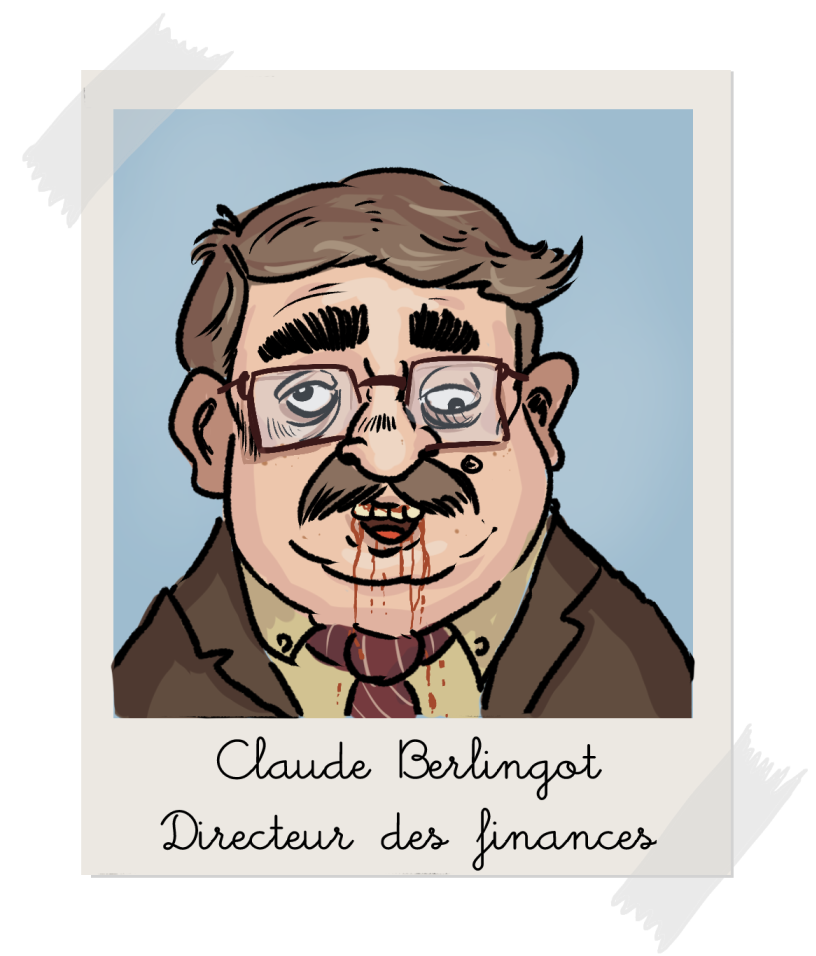 Dessin : Claude Berlingot