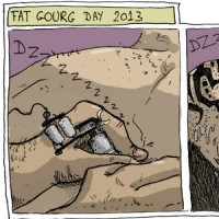 Fat Gourg Day 2013
