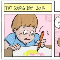 Fat Gourg Day 2014