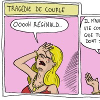 Tragédie de couple
