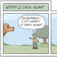 Woopy le chien volant